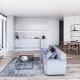 Pisos de 3 habitaciones en C/Coll i Pujol 105 (Badalona)