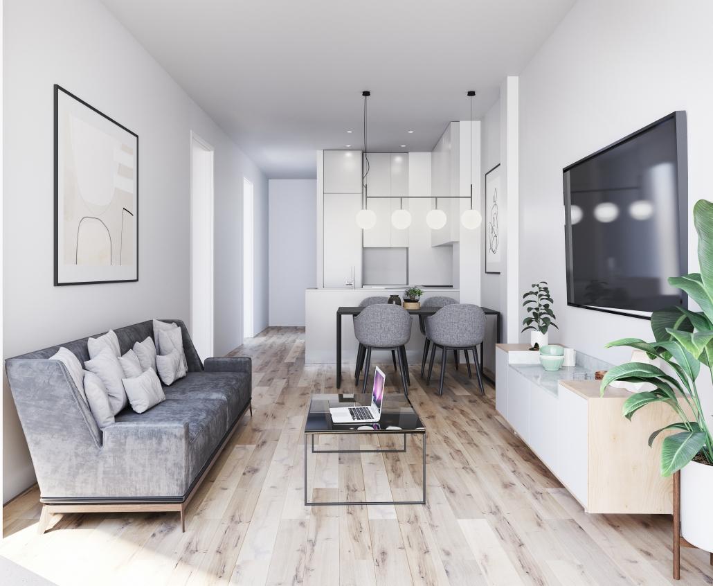 Piso de 2 habitaciones en C/Coll i Pujol 105 (Badalona)